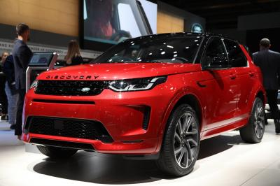 Land Rover Discovery Sport restylé | nos photos au Salon de Francfort 2019