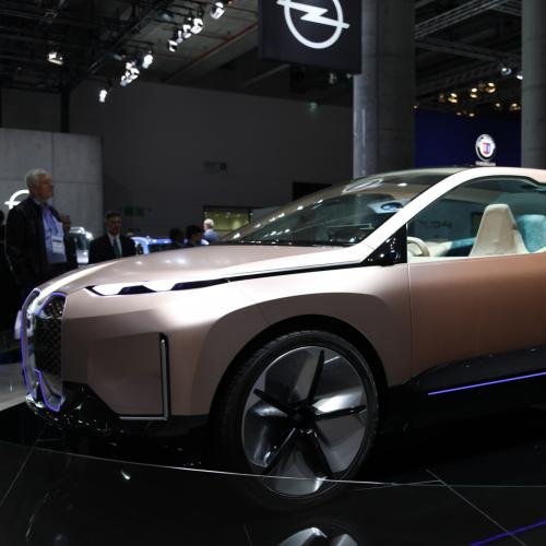 BMW i NEXT | nos photos au Salon de Francfort 2019