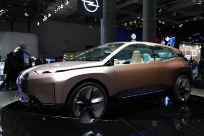 BMW i NEXT | nos photos au Salon de Francfort 2019