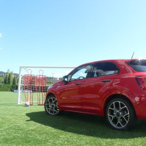 Fiat 500X Sport   nos photos de l'essai