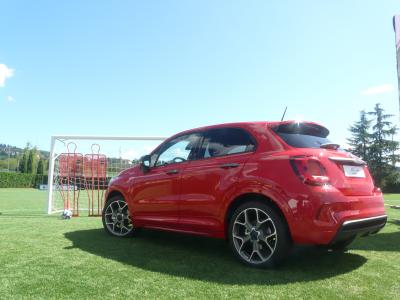 Fiat 500X Sport | nos photos de l'essai