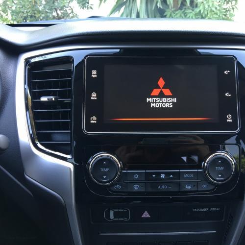 Mitsubishi L200 | nos photos de l'essai à Malaga