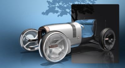 Vision Mercedes Simplex | Les images inédites du concept-car