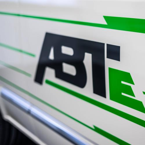 ABT e-Caddy   les photos officielles de la première préparation électrique allemande