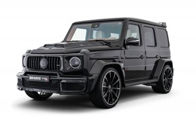 Brabus G V12 900 | les photos officielles