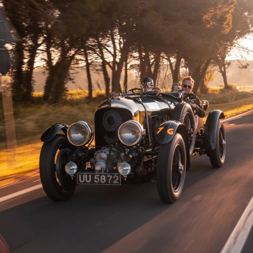 Bentley Team Blower 1929 | Les photos de la voiture de course mythique