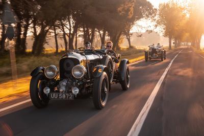 Bentley Team Blower 1929   Les photos de la voiture de course mythique