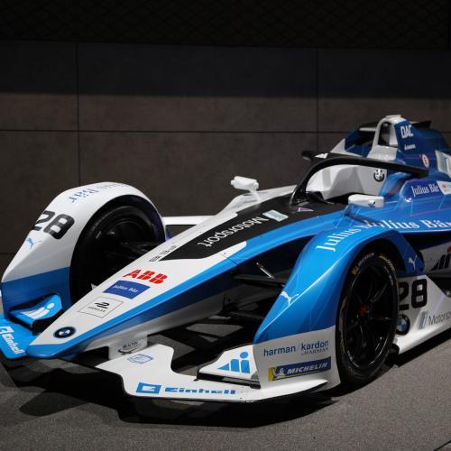 Formule E | nos photos de la BMW i Andretti Motorsport au Salon de Francfort 2019