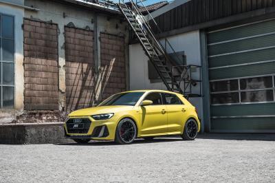 Audi A1 préparée par ABT | Les photos de la citadine premium au moteur gonflé