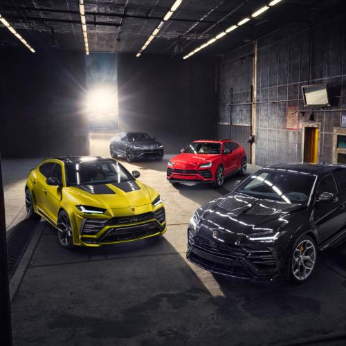 Lamborghini Urus par Novitec | Les photos officielles