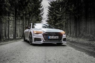 Audi A6 avant et Q8 par ABT | Les photos du break et du SUV coupé préparés