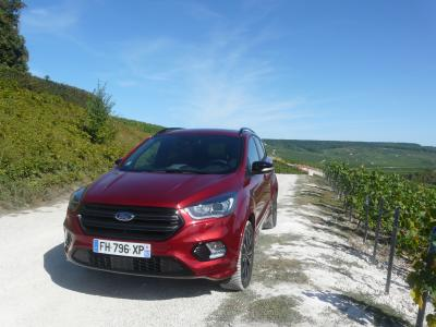 Ford Kuga Flexifuel-E85 | Toutes les photos de notre essai du crossover version éthanol