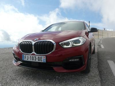 Nouvelle Série 1 | Toutes les photos de notre essai de la compacte de BMW