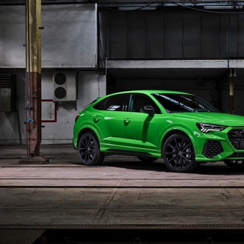 Audi RS Q3 & RS Q3 Sportback | les photos officielles