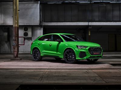 Audi RS Q3 & RS Q3 Sportback   les photos officielles