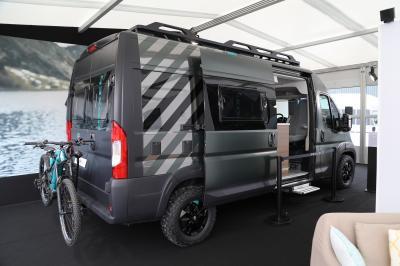 Peugeot Boxer 4x4 Concept : nos photos en direct du SDVL
