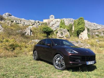 Porsche Cayenne Coupé | nos photos de l'essai