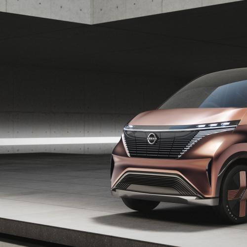 Concept Nissan IMk   les photos officielles de la future