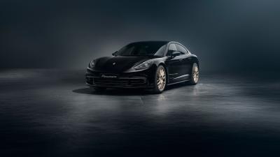 Porsche Panamera 10 Years Edition | Les photos officielles de l'édition anniversaire