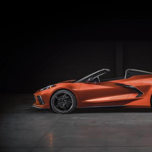 Chevrolet Corvette cabriolet 2020 | Les photos officielles du roadster américain