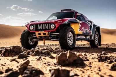 X-raid Mini JCW Buggy | Toutes les photos officielles du nouveau bolide pour le Dakar 2020
