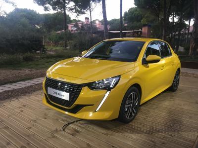 Nouvelle Peugeot 208 | nos photos de l'essai au Portugal
