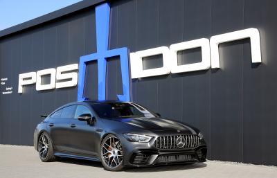 Posaidon RS 830 | Les photos de la Mercedes-AMG GT 63 S 4 portes préparée