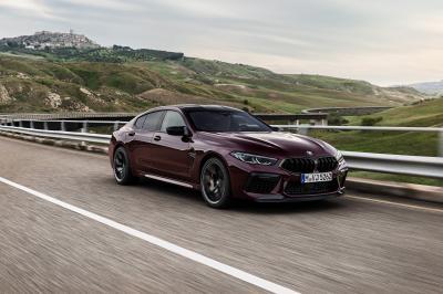 BMW M8 Compétition Gran Coupé | les photos officielles