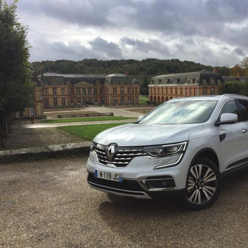 Renault Koleos 2019 | Nos photos du SUV français en finition Initiale Paris