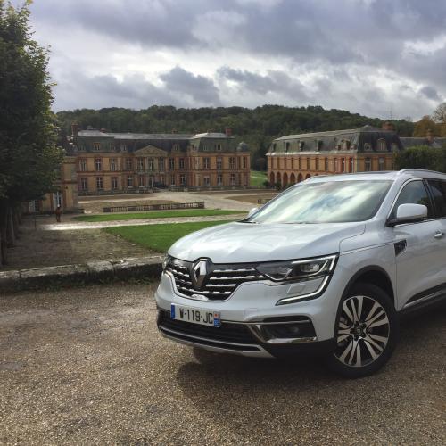 Renault Koleos 2019 | Nos photos du SUV français en finition Initiale Paris