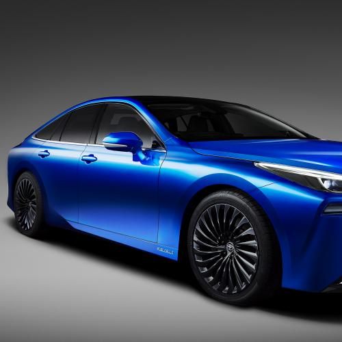 Toyota Mirai Concept | les photos officielles du concept de la seconde génération