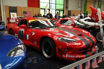 Dodge Viper | Nos photos des 5 monstres présents à Automédon 2019