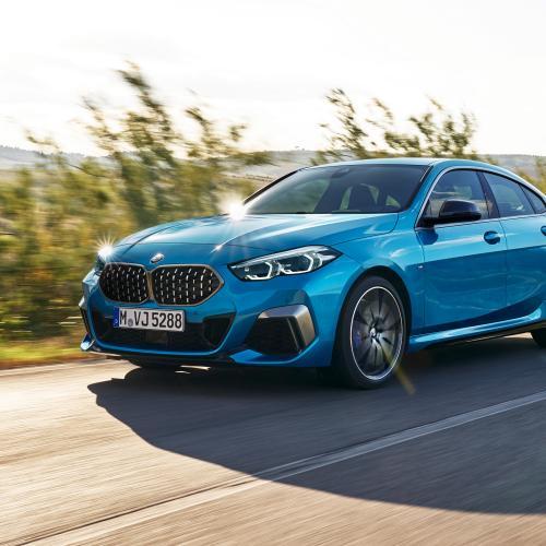 BMW Série 2 Gran Coupé   les photos officielles du Coupé 4 portes compact