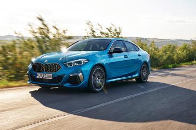 BMW Série 2 Gran Coupé | les photos officielles du Coupé 4 portes compact
