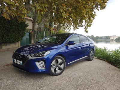 Hyundai Ioniq Hybrid | nos photos de l'essai du restylage