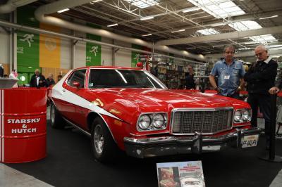 Ford Gran Torino de Starsky et Hutch | Nos photos de la star américaine des années 70