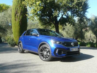Volkswagen T-Roc R | Toutes les photos de notre essai du SUV urbain allemand version sport