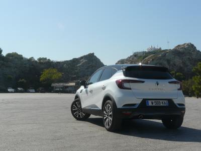 Renault Captur II | Toutes les photos de notre essai du SUV citadin français