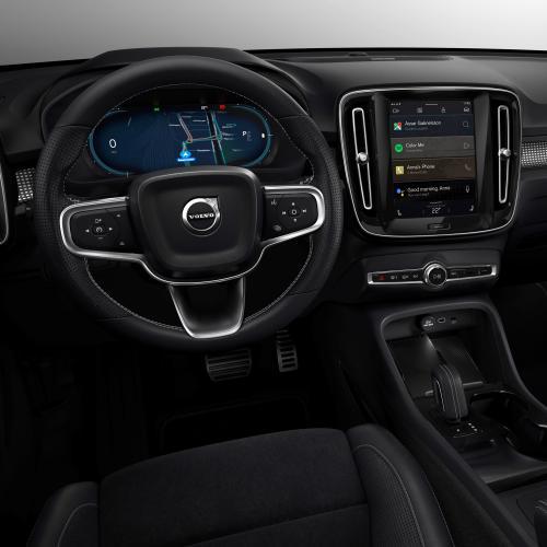 Volvo XC40 Recharge   Les photos officielles du premier petit SUV 100% électrique de la marque