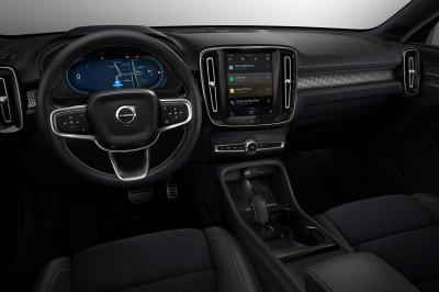 Volvo XC40 Recharge | Les photos officielles du premier petit SUV 100% électrique de la marque