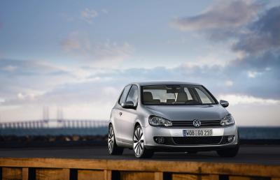 VW Golf 6 | Retour en photos sur les différents modèles de la Golf de sixième génération