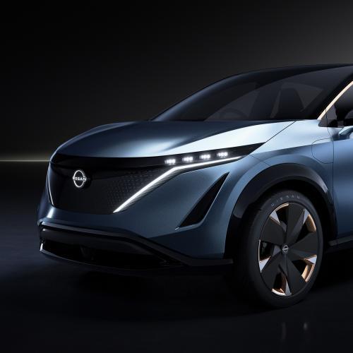 Nissan Ariya | les photos officielles du concept électrique