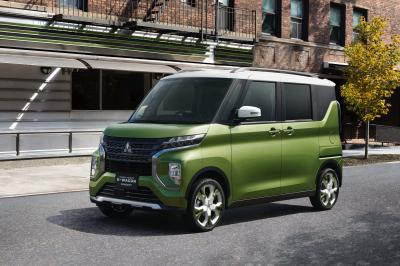 Mitsubishi Super Height K-Wagon | Les photos officielles du concept-car de Kei-car