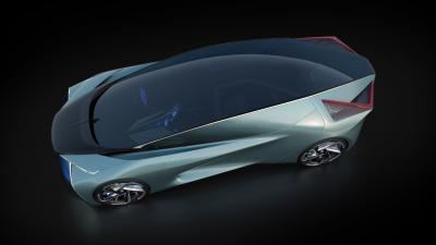 Lexus LF-30 Electrified | Les photos officielles du concept-car