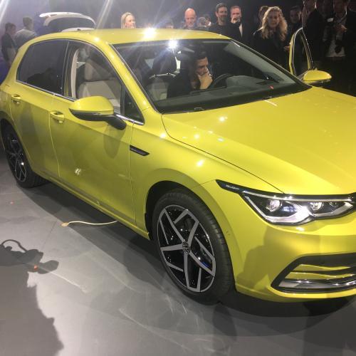 Golf 8   nos photos de la compacte Volkswagen