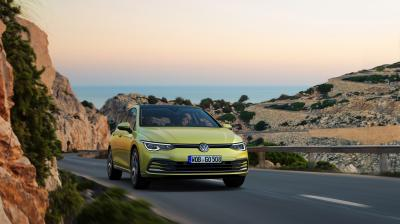 Golf 8 | les photos officielles de la compacte Volkswagen