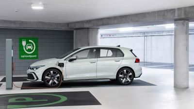 Golf 8 GTE | les photos officielles de la version hybride rechargeable
