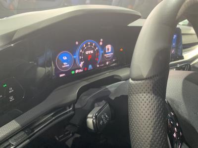 Volkswagen Golf GTE : les photos de l'hybride rechargeable