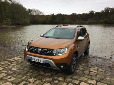 Dacia Duster 4x4 Prestige TCe 150 FAP | Nos photos champêtres à Rambouillet