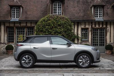 DS3 Crossback E-Tense | Les photos officielles de l'essai